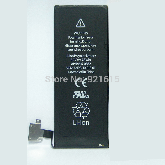 1pcs/lot Retail High OEM Original Li-ion Battery 3.7V 1430mAh Replacement Repair Parts Lithium Polymer Batteries for iPhone 4S(China (Mainland))