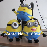2LOTS 2% OFF,15cm,Dropshipping,3D Despicable ME Movie,Soft Stuffed Toy Minions Doll,Jorge,Stewart,Dave,3PCS/LOT