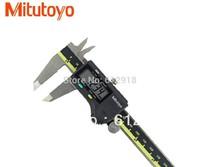 "Mitutoyo 500-196Digimatic Vernier Caliper Tools LCD Readout (0-150mm/6"")0.001""/0.01"""