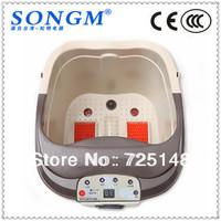 Foot massager blood circulator foot spa massager
