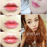 Cherry lock durable non diseoloutation red lips lip gloss liquid lip