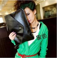 2014Exempt postage han edition joker woven ladies handbag, belt decoration hand bag, inclined shoulder bag, single shoulder bag