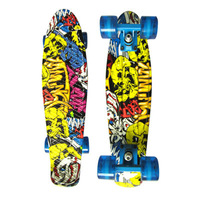 "Free shipping 2012 best quality 27"" penny  skateboard style ,skate board10 pcs"