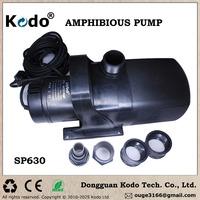 Jebo sp630 large fish pond filter rockery fountain submersible pump aquarium pump amphibious pump