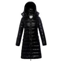 Winter Slim Down Coat Medium-long Women's Down Jacket Thick
