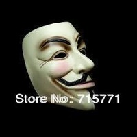 Halloween Collector  masquerade party  Vendetta Guy Fawkes mask dance mask cos new 2014 party masks guy fawkes mask guy fawkes
