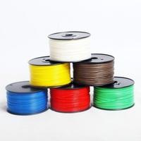Free Shipping - 3D Printer Materials / ABS Filament for China Desktop 3D Printers / MakerBot Replicator / Reprap 3D Printer