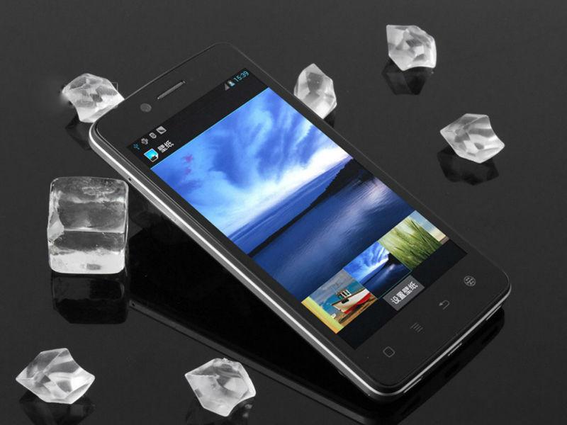 original K-touch V8 Nvidia Tegra 3 Unlocked Smartphone 4.5''Gorilla glass 1280X720 1GRAM 3G WCDMA 900 850 1900/2100 android(China (Mainland))