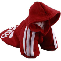 Free Shipping 2014 Lefdy New pet  Dog T-Shirts  Sweater  clothing for Sportswear  Wholesale