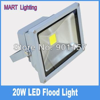 High quality 20W LED parking flood wash lights waterproof outdoor  flood Landscape lamp AC85-265v