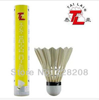 TAILAI401 badminton class A stable resistance to goose feather ball ball club