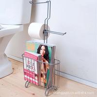 Free shipping, multifunction bathroom shelves bathroom shelving racks Portable    M042
