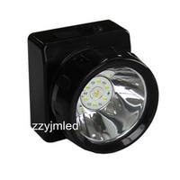 30pcs/lot Hot Selling Bright  LED Miner Light Headlamp For Camping