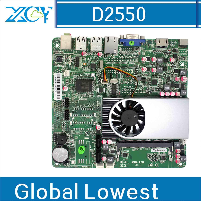 MINI ATX motherboard micro atx mainboard Laptop motherboard GPU onboard 512M graphics memory(China (Mainland))