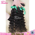 Rosa hair brazilian deep wave 4pcs lot cheap brazilian hair free shipping brazilian remy hair weft AAAA brazilian hair for sale(China (Mainland))