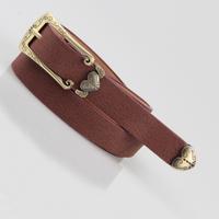 2015 Mens Belts Luxury free Shipping!!! Hot-sale Products!!! Korea Edition Joker Peach Heart Restore Ancient Ways Slender Belt.