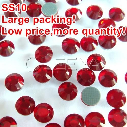 Стразы для одежды Oleeya ss10 Siam 500gross/dmcfix WeddingDresses Y0367 заклепочник усиленный gross 40409