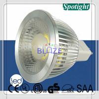 2pcs Hot Sale Dimmable led MR16 GU5.3 12V 3W 5W 6W COB LED Spot Light Lamps 38 degree