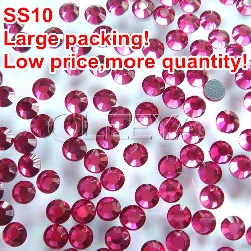 Стразы для одежды Oleeya ss10 500Gross/bagFix Y0364 2.7-2.9mm кувалда сибртех 10934