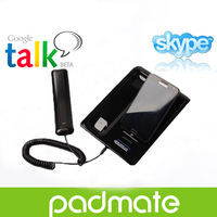 padmate MD201 new arrival bluetooth office phone speakerphone for businessmen