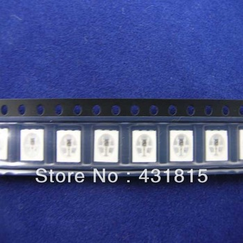 5050 SMD RGB LED with built-in WS2811 IC;WS2812 LED;WS2811 4pins