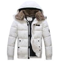 F1017 Free shiping men down jacket and men's winter jacket and Men's coat Winter overcoat Outwear