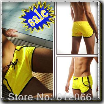 Free Shipping 2013 Summer Hot Aussie Swimwear, Low Waist Mens Swimwear Sexy Swimsuit, Men's Swimming Truck Wholesale A02801