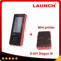 2014 Top LAUNCH X431 Diagun III Multi-language with Bluetooth Connector Latest Original X-431 Diagun iii Free Update