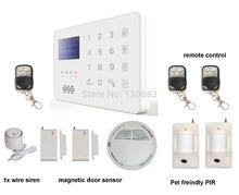 gsm home alarm promotion