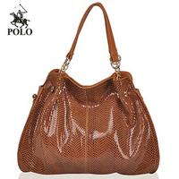Big promotion brand new women's leather handbags designer leather shoulder bag Messenger bag serpentine wholesale, free shipping