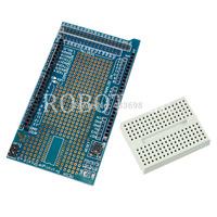 Free shipping ! keyes MEGA Proto shield V3 prototype expansion board for arduino