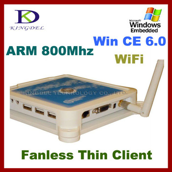 Thin Client PC,N380 Ncomputing,PC Share Terminal with ARM11 800Mhz, 32Bit, WIFI, Microphone,PC Station