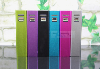 2600mAh Portable USB Universal External Battery Charger Power Bank Stick A21