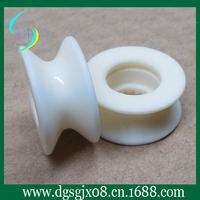 Ceramic guide wheel