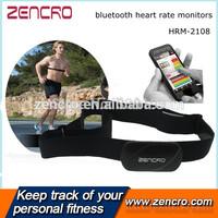 Tracker Heart Rate Monitor Bluetooth Chest Belt