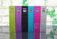 2600mAh Portable USB Universal External Battery Charger Power Bank Stick  A21
