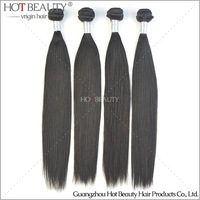 Unprocessed Virgin Peruvian Hair Straight weave 4 Pcs lot,Best quality No tangle No shedding Freeshipping