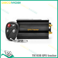 10Pcs Lot , TK103B GPS Tracker With Remote Contol GPRS Tracking Device , DHL Free Shipping