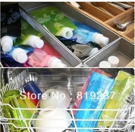 Wholesale Custom Foldable Water Bottle, Customized Folding  Water Bottles, Custom made Advertising Foldable Water Bottles