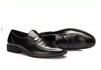 2013 new, men, first layer of leather, Business, Casual, weddings, banquets, dress shoes, men leather shoes, free shipping