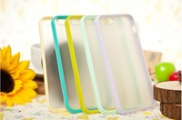 free shipping(10pcs/lot) New arrival fashion candy color 2013 new style Cover Mobile Phone Bags & Cases for iphone 4/4s/5