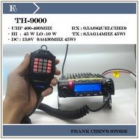 UHF FM Transceiver, Mobile Radio FM Transceiver, U Car radio  TH9000, walkie talkie,