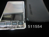 New Arrival 500g x 0.01g Free Express Shipping (200pcs/lot) Wholesale LCD Display Digital Jewelry Pocket Scale