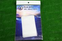 80mmx130mm Carp Fishing PVA bag 100pcs in one bag for carp fishing tackle