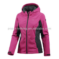Free Shipping! Women Winter Coat Latest Outdoor Hiking Windproof Waterproof Softshell Jackets Wholesale & Retail