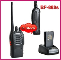 HOT Sale!2013 Bao Feng Cheap Walkie Talkie 888s UHF 400-470MHz Interphone Transceiver Two-Way Radio Handled Intercom Black Color