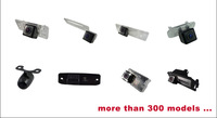 Free shipping! CCD Original Car rearview cameras for 300 models wired and wireless better quality hot selling!