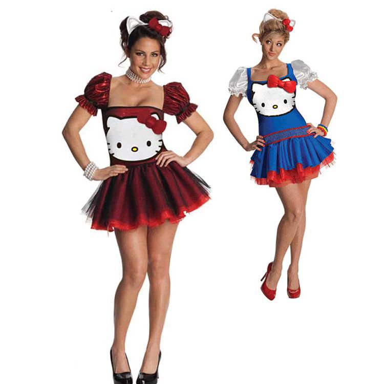 Leg AVENUE 85412 - Wicked Kitty para disfraz