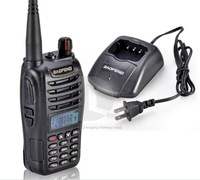DHL freeshipping+baofeng uv-b6 walkie-talkie station uhf vhf dual band ham radio transceiver amateur radio transmitter uv b6