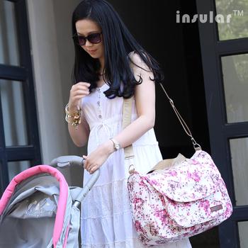 Бесплатная доставка горячей продажи моды пеленки мешок подгузник сумка для мамы и ...